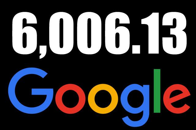 google-numeros