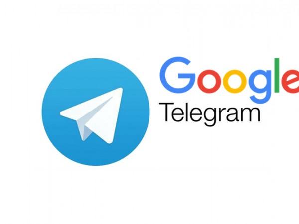 google-telegram