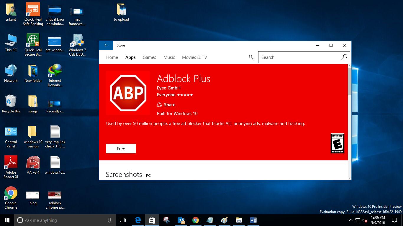 adblock pro plus
