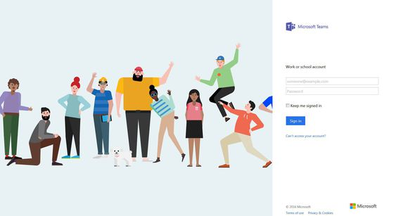 microsoft-teams-login